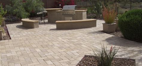 backyard anthem outdoor living spaces courtyard patio designs phoenix