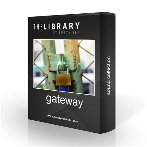 gateway part 1 2 3 door sound effects library