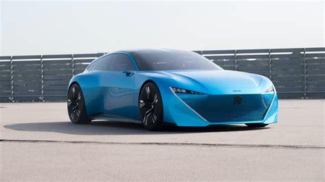 wallpaper peugeot instinct concept cars