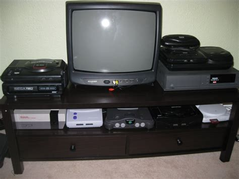 room n64 fami complex yard sale adventures nintendo 64 stuff 19 inch tv