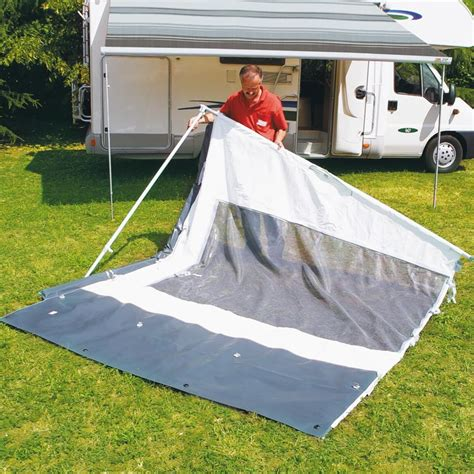 fiamma awning side panels fiamma zip large awning front sides leisure outlet