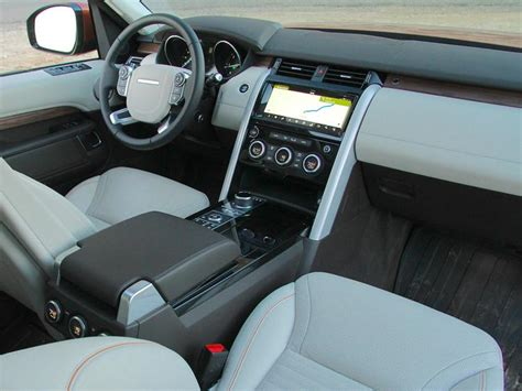 discovery land rover interior 2017 land rover discovery on its way