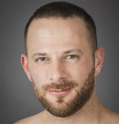 short haircut full beard 17 best images about hair styles for receding hairlines on