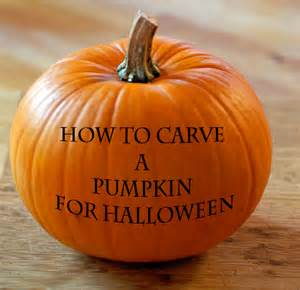 When To Carve A Pumpkin For Halloween - how to carve a pumpkin for halloween capture me