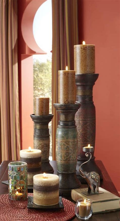fireplace candelabra pier one light pier 1 patchouli candles for a harmonious fragrance