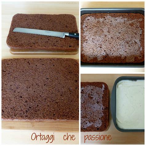 come bagnare il pan di spagna al cioccolato pan di spagna al cioccolato torta rettangolare ricetta dosi