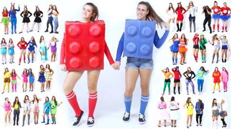 minute  friend halloween costume ideas youtube