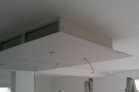 Faux Plafond Placo Suspendu by Bricolage De L Id 233 E 224 La R 233 Alisation Plafond Descendu