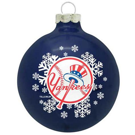 new york yankees ornament