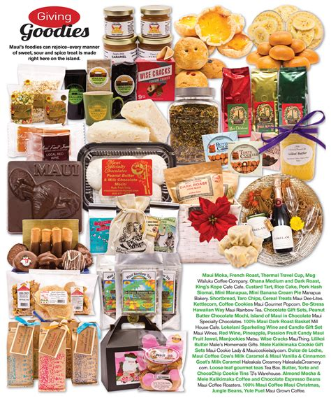 Top 100 Best Shop Local Gifts on Maui: Holiday Gift Guide