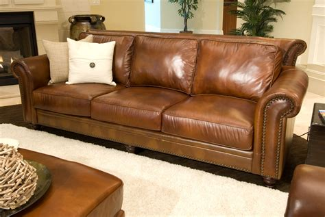 bright leather sofa light colored leather sofas sofa design ideas sectional