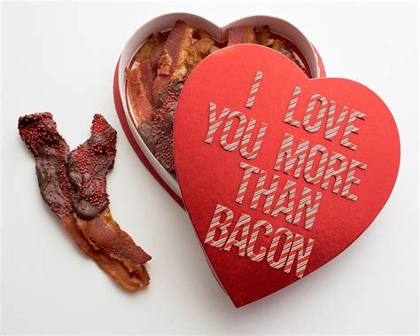 valentines bacon bacon all things bacon