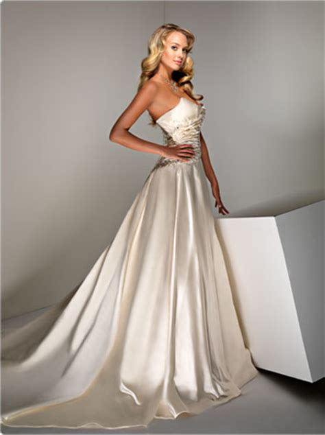 Silk Wedding Dresses by Tips And Ideas To Take Into Account When Choosing Wedding