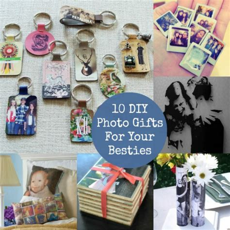 diy s gifts for friends for the besties 10 unique diy photo crafts to chronicle