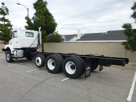 heavy duty volvo 1999 volvo wg64 heavy duty cab chassis truck for sale