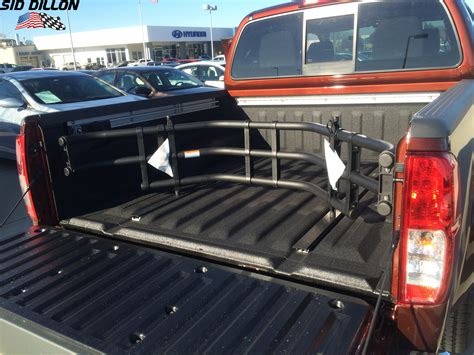 Nissan Frontier Bed Extender by The Nissan Frontier The The Radar Mid Size