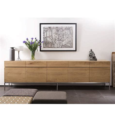 living room buffet furniture modern sideboard with white buffet server also
