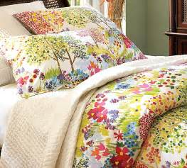 duvet cover organic pottery barn woodland organic duvet cover shams