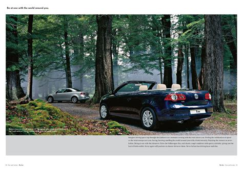 old car owners manuals 2010 volkswagen eos electronic valve timing 2010 volkswagen eos vw catalog