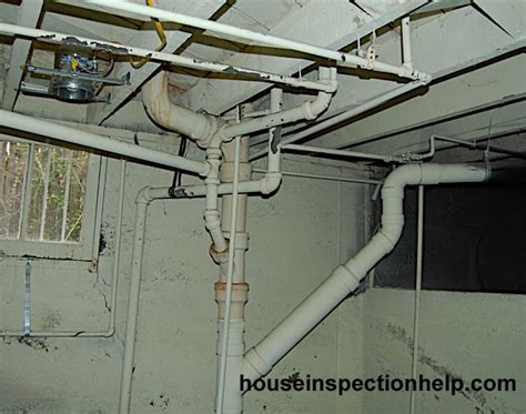 Waste Pipe Plumbing by Painted Waste Pipes