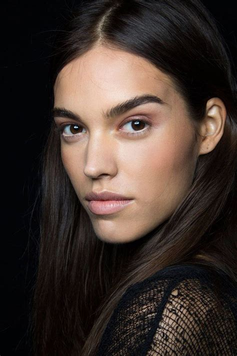 hair and makeup york the best beauty looks from new york spring 2015 spring