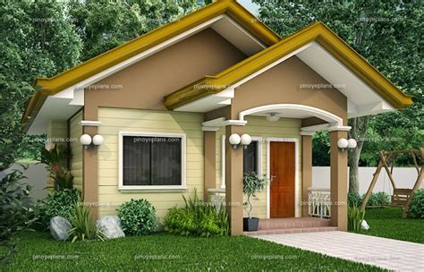 philippine house designs and floor plans for small houses small house designs shd 20120001 eplans modern