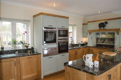 Painted Kitchen Furniture the ashlawn russell vessey kitchens