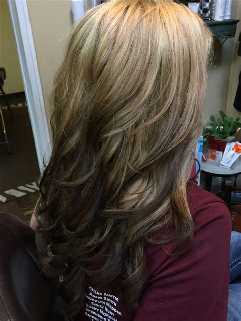 reverse ombre highlights best 25 blonde and brown ombre ideas on pinterest