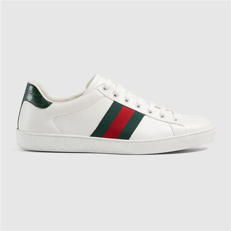 s low top sneakers ace leather low top sneaker gucci s sneakers