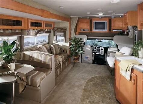 contact us Motor Home Interior