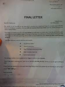 ppi nuisance the final demand letter no1influencer