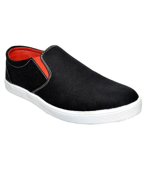 blackwood black canvas shoes price in india buy blackwood