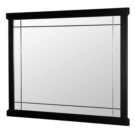 Home Depot Vanity Mirrors by Home Decorators Collection Zen 38 In W X 31 In Bath