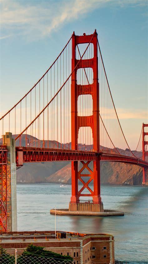 Golden Gate Bridge Supreme Iphone All Hp san francisco bridge golden gate au cr 233 puscule iphone fonds d 233 cran 1080x1920 iphone 6 6s
