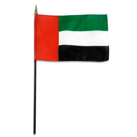 Small Picture Post Nation 5 by United Arab Emirates Flag 4 X 6 Inch