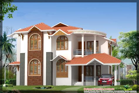 bhk kerala home design   sqft