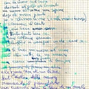 testo di caruso bologna rubato il testo autografo di quot caruso quot quot e stato