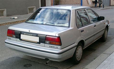 nissan sunny 1990 1990 nissan sunny ii hatchback n13 pictures