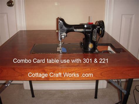 singer 301 card table a stunning reproduction singer featherweight folding card