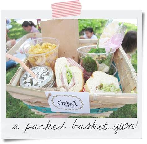 picnic basket ideas 15 picnic ideas i nap time