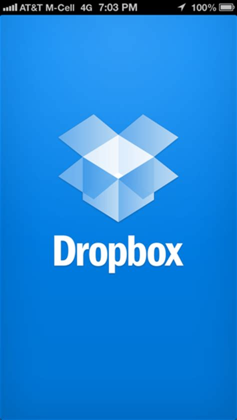 dropbox definition definition of splash screen video search engine at