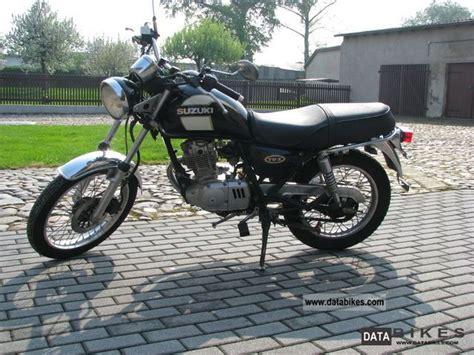 Suzuki 2000 Motorcycle Models 2000 Suzuki Tu 125