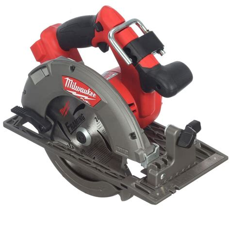 milwaukee m18 fuel 18 volt brushless lithium ion 7 1 4 in