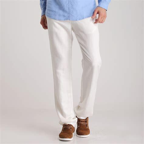 white linen mens linen pants outfit www pixshark com images