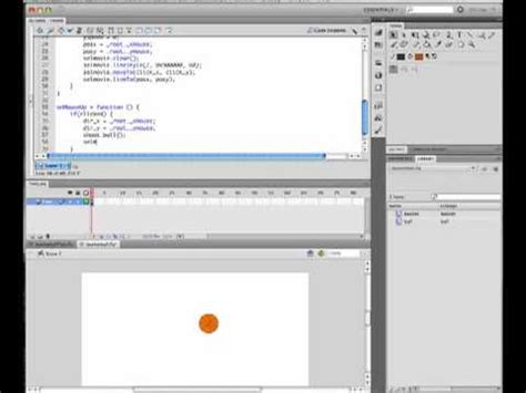 flash tutorial for game adobe flash tutorial to create a simple basketball game