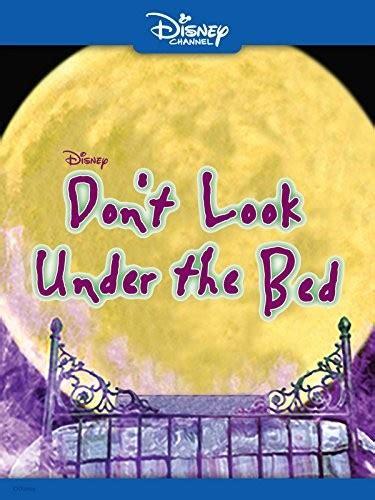 ne regarde pas sous le lit horreur net