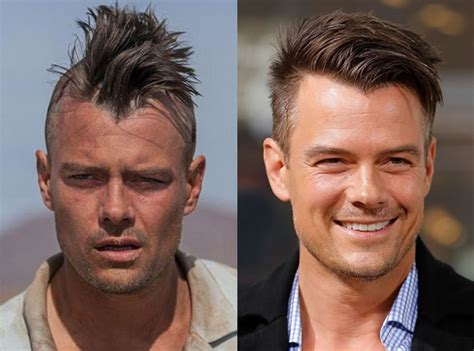 josh duhamel hairstyle when bad haircuts happen to good men fashionbeans