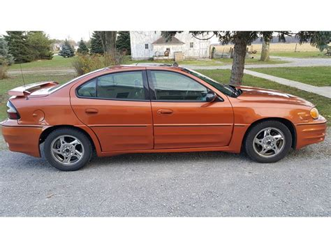 Pontiac Grand Am For Sale by 2004 Pontiac Grand Am For Sale By Owner In Fort Wayne In