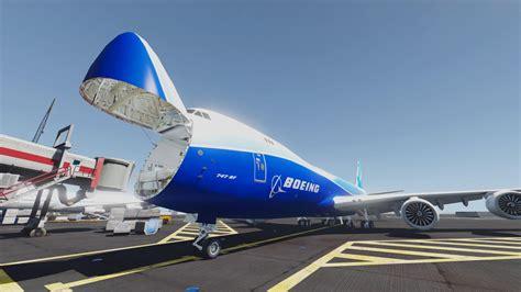 gta 5 air one boeing boeing 747 8f add on gta5 mods
