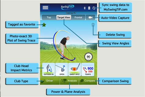 golf swing analysis software reviews golf swing analyzer software zepp golf 2 3d